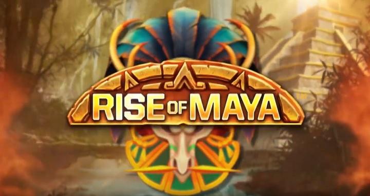 Rise of Maya - Nytt casinospill 2020 fra NetEnt
