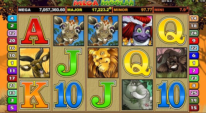 Hvilke spill har de største jackpotene?