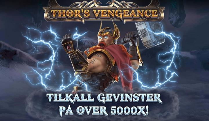 Thor's Vengeance på Unibet